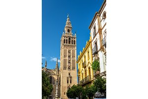 Cathedral of Saint Mary in Seville - Andalusia, Spain