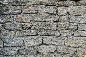 Texture of dark wall
