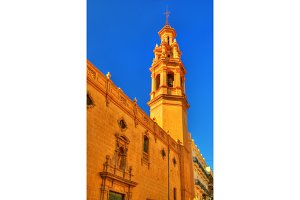 San Lorenzo Church in Valencia, Spain