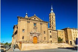 Church of San Juan de los Panetes in Zaragoza., Spain