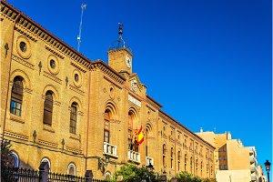 Casa de Amparo in Zaragoza, Spain