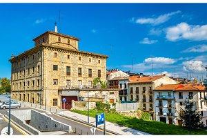 The city hall of Irun - Spain
