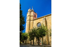 Junkaleko Andre Maria Church in Irun - Spain