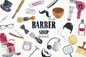 Barber Shop Clipart
