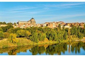 Toledo with the Hospital of Tavera - Spain