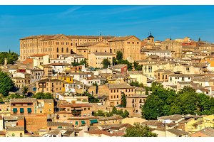 Seminario Conciliar de San Ildefonso in Toledo, Spain