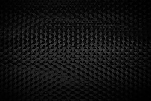 Black metal wall texture background