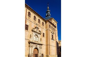 Colegio de Doncellas Nobles, a school for girls founded in 1551 - Toledo, Spain