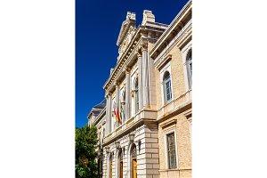 Building of Toledo Provincial Deputation - Spain