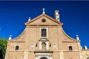 Convento de los Carmelitas Descalzos in Toledo, Spain