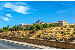Academia de Infanteria, a military institution in Toledo, Spain