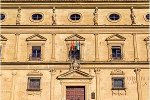 Palacio de las Cadenas in Ubeda, Spain