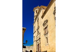 The University of Baeza building, Spain, Andalusia
