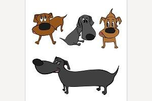 Dog Character Image