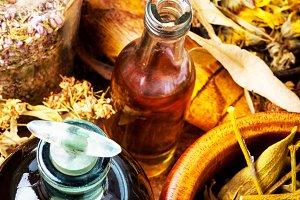 Natural herbs medicine
