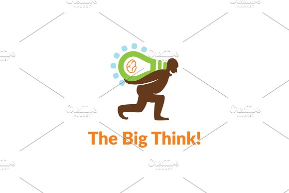 The Big Think Logo