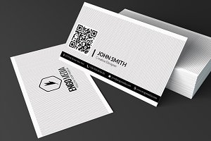 Creative Corporate Business Card 16