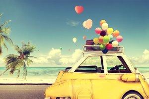 Honeymoon trip