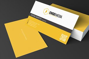 Creative Corporate Business Card 18