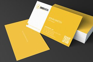 Creative Corporate Business Card 19