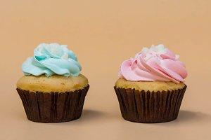 cupcake two tone