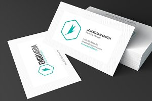 Creative Corporate Business Card 21