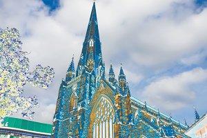 St Martin Church, Birmingham