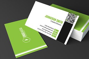Creative Corporate Business Card 26