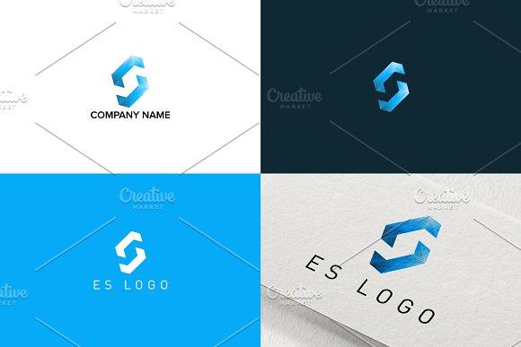 Business Logo Design For Letter S