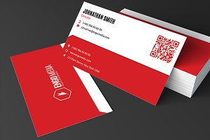 Creative Corporate Business Card 27