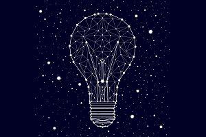 lamp , constellation