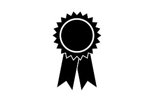 award icon. vector illustration