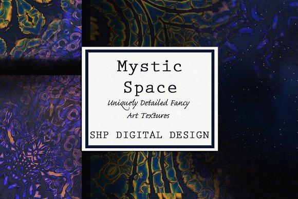 Mystic Space Dream Landscapes