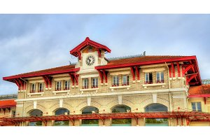 Train station of Dax - France, Landes