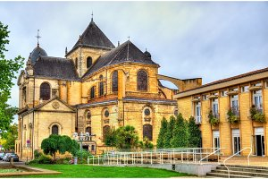 Notre-Dame Cathedral of Dax, France