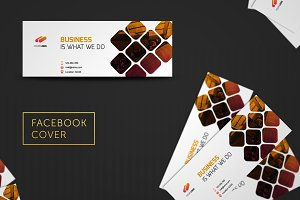 Business Facebook Cover #052