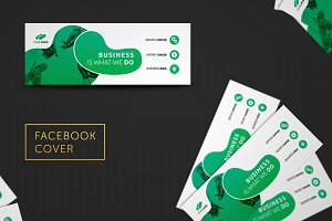 Business Facebook Cover #051