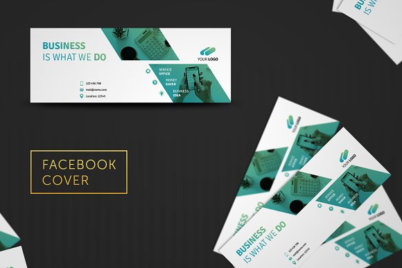 Facebook Cover Business
