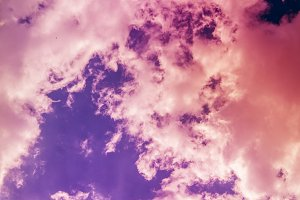 cloudy dreamy toned sky toned colourful background look