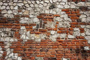 Old masonry