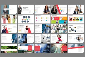 Corpoclean Powerpoint Template