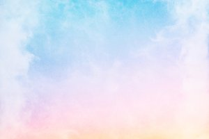 Pastel Clouds Gradient
