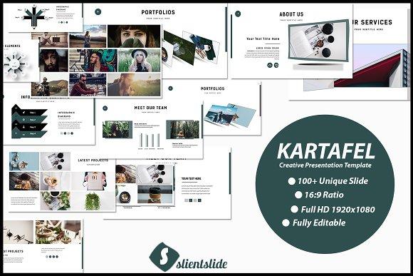 Kartafel Creative Presentation