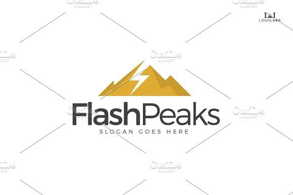 Flash Peak Logo