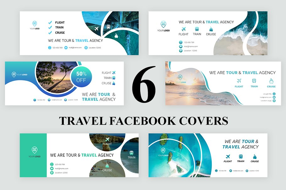 Travel Facebook Covers