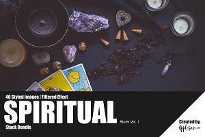 Spiritual Stock Photo Bundle