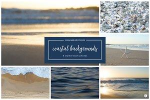 Coastal Backgrounds