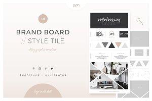 Brand Board / Style Tile 18