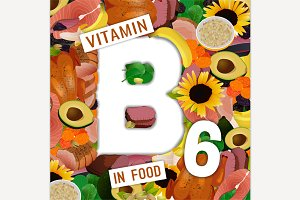 Vitamin B6 Background