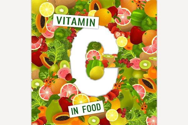 Vitamin C Background